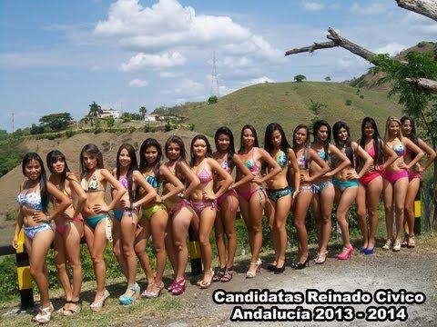 CANDIDATAS REINADO 2013