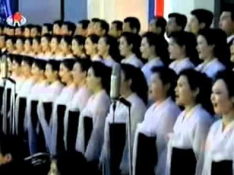 인민공화국선포의 노래