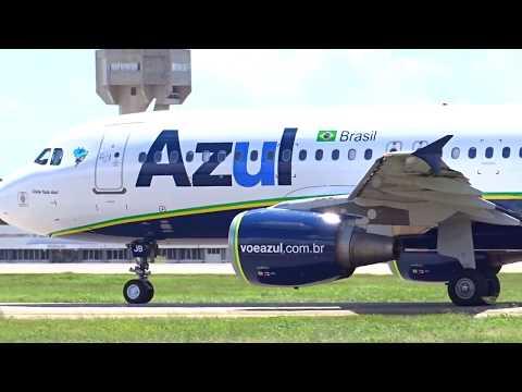 Xxx Mp4 SBFZ FOR Pousos Decolagens Airbus A320 214 PR AJB Azul Linhas Aéreas 17 20 21 22 06 2018 3gp Sex