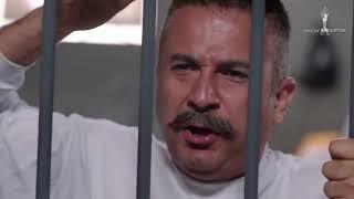 مسلسل سلسال الدم l خناقة حمدان مع الريس سيوفى فى السجن     شوفوا اللى حصل