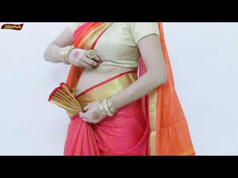 Xxx Mp4 Pure Khari Cotton Saree Drape How To Wear Ulta Pallu Saree Perfectly In 2 Mints 3gp Sex