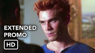 """Riverdale 3x09 Extended Promo """"No Exit"""" (HD) Season 3 Episode 9 Extended Promo"""