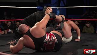 Harry Smith vs Mike Elgin (Pro Wrestling World Cup Canada - 2nd Round)