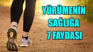 Yürümenin Sağlığa Yedi Faydası