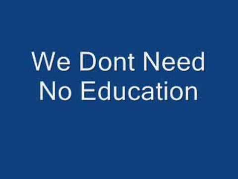 Xxx Mp4 Pink Floyd We Don 39 T Need No Education Lyrics In Description 3gp Sex