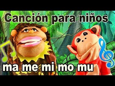 Xxx Mp4 Canción Ma Me Mi Mo Mu El Mono Sílabo Videos Infantiles Educación Para Niños 3gp Sex