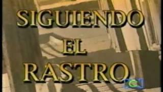 Televisión colombiana Canal RCN Siguiendo el rastro