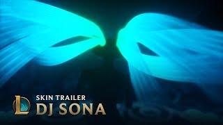 DJ Sona: Ultimate Concert | Skins Trailer - League of Legends