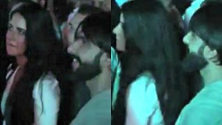 Katrina Kaif And Ranveer Singh Dance  Together At Coldplay Concert 2016