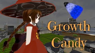 [Sizebox] Giantess Growth - Halloween Special - Growth Candy