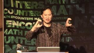 Math Encounters -- Symmetry, Art, & Illusion -- Scott Kim (Presentation)