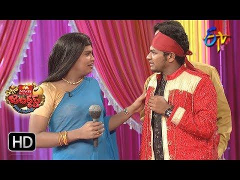 Avinash Karthik Performance   Extra Jabardasth    18th May 2018   ETV Telugu