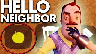 LA MANZANA DORADA!!! - HELLO NEIGHBOR | Gameplay Español