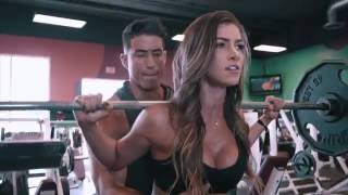 ANLLELA SAGRA | Couple Workout