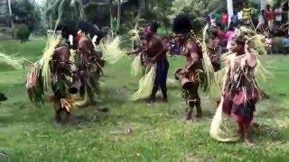 Singsing at Kanganaman on Sepik River PNG