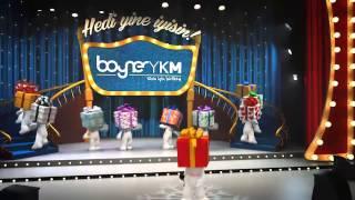 Yılbaşında hediye Boyner veya YKM'den alınır!