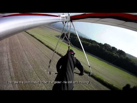Hang Gliding The Accident