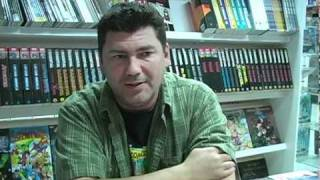 Comic Book Shop Owners Documentary