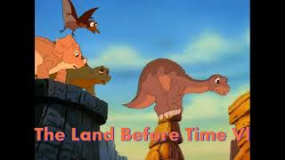 The Land Before Time Vl soundtrack 4 Saurus Rock theme 1