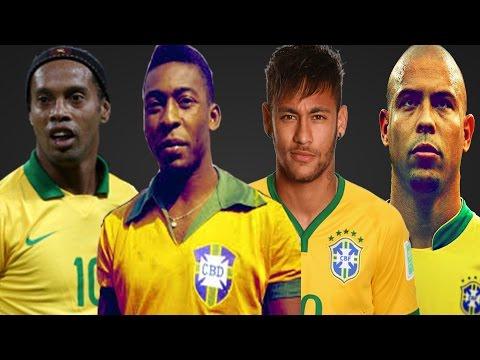 Xxx Mp4 The LEGENDARY Brazilian Way To Play Football ● Pelé Ronaldo Ronaldinho Neymar 3gp Sex