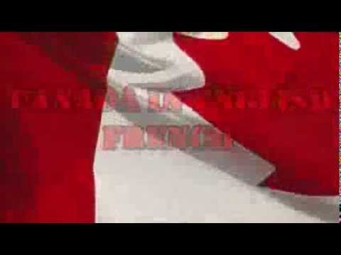 O Canada in English and French