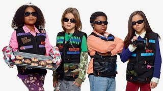 Nickelodeon Santa Hunters Interview!