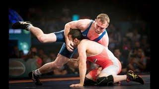 USA vs Iran 2016 World Cup of Wrestling Highlights
