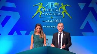Highlights: AFC Annual Awards Muscat 2018