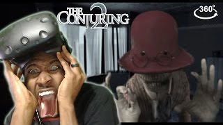 THE CROOKED MAN?? | The Conjuring 2: Visions 360 HTC Vive VR Experience