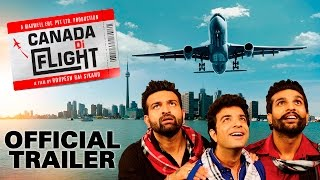 Canada Di Flight ● Official Teaser ● Latest Punjabi Movie 2016