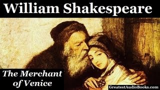 THE MERCHANT OF VENICE by William Shakespeare - FULL AudioBook | Greatest Audio Books