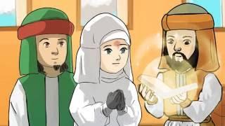 Kisah Rasul dan Sahabat - Kisah Masuk Islamnya Umar bin Khattab #12