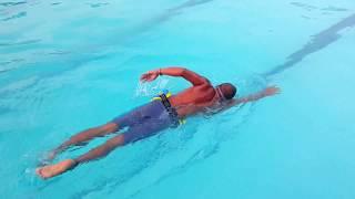 Cara CEPAT Belajar Berenang Gaya BEBAS 1 Hari Langsung BISA!