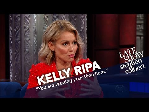 Xxx Mp4 Kelly Ripa Got A Note From Her Son S Teacher And It S Stephen S Fault 3gp Sex