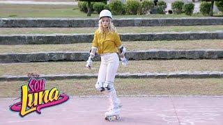 Ámbar en acción - Momento musical - Soy Luna