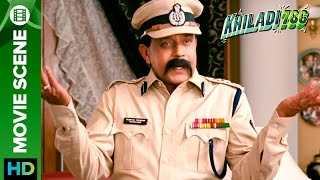 Mithun is the new ACP of Mumbai | Khiladi 786