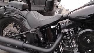 Ready for riding in 2017 - The latest mods on my 2016 Harley Davidson Softail Slim S