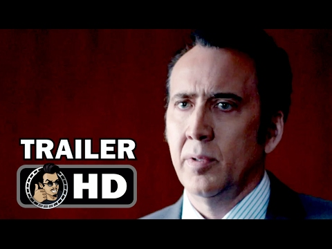 VENGEANCE: A LOVE STORY Official Trailer (2017) Nicolas Cage Revenge Thriller Movie HD