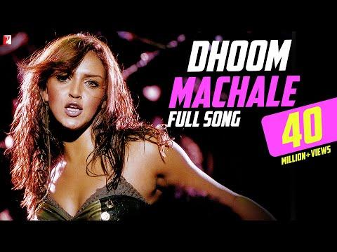 Xxx Mp4 Dhoom Machale Full Song Dhoom Esha Deol Uday Chopra Sunidhi Chauhan 3gp Sex