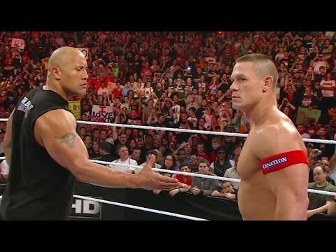 Xxx Mp4 The Rock And John Cena Agree To Meet At WrestleMania 28 WWE Raw 3gp Sex