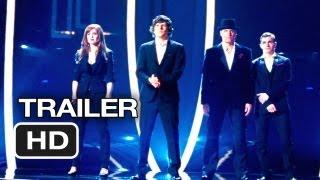 Now You See Me TRAILER 2 (2013) - Jesse Eisenberg, Morgan Freeman Movie HD