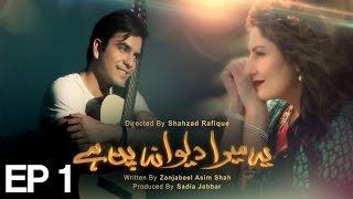 Yeh Mera Deewanapan Hai - Episode 1 | ATV - Best Pakistani Dramas