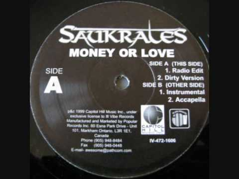 Saukrates Money Or Love Instrumental