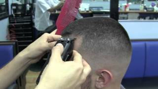 New York Barber Shop- Super Skin Fade