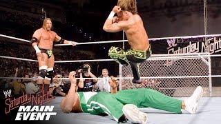 FULL MATCH - D-Generation X vs. The Spirit Squad - Handicap Match: Saturday Night's Main Event 2006