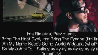 IMRAN KHAN Satisfya Full Song With CORRECT LYRICS!