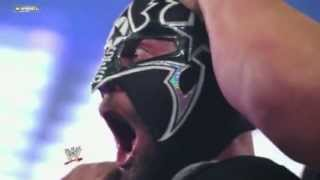 SmackDown Big Show takes CM Punks mask off!