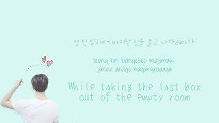 BTS (방탄소년단) - Move (이사) [Color coded Han|Rom|Eng Lyrics]
