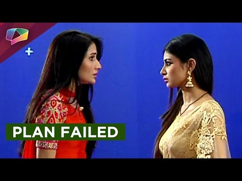 Shivangi and Rudra's plan fails in Naagin 2