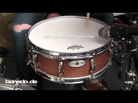 15 inch Snare Comparison (Pearl, Ludwig, Tama, Beier)